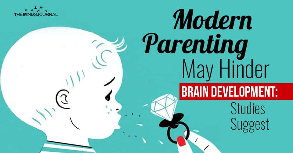 Modern Parenting May Hinder Brain Development