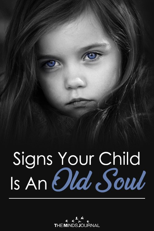 Signs Your Child Is An Old Soul