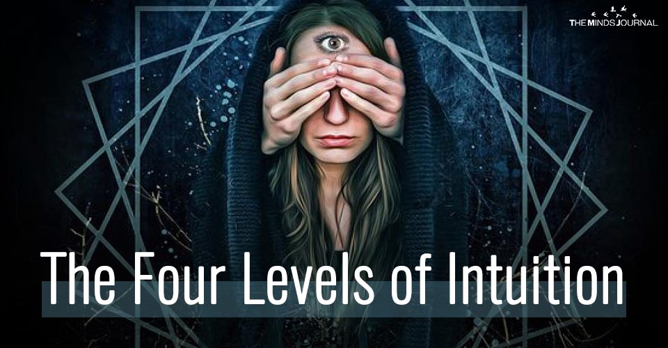 The Four Levels of Intuition – Recognizing the Voice of your Highest Wisdom