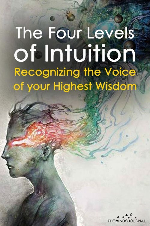The Four Levels of Intuition - Recognizing the Voice of your Highest Wisdom