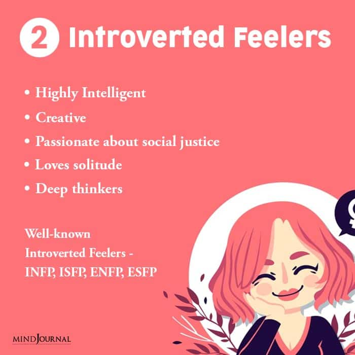 Types Of Introverts feelers