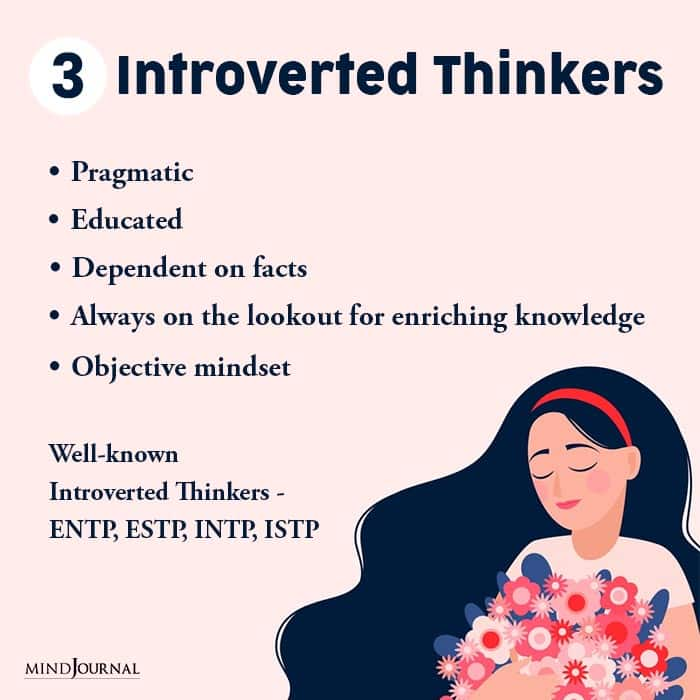 Types Of Introverts thinkers