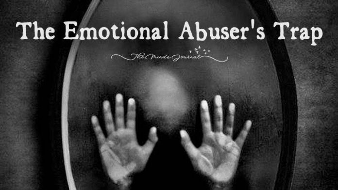 The Emotional Abuser's Trap