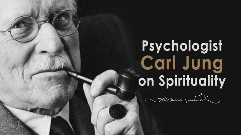 Psychologist Carl Jung on Spirituality