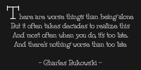 22 Thought Provoking Quotes by Charles Bukowski 7654