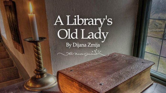 A Library's Old Lady