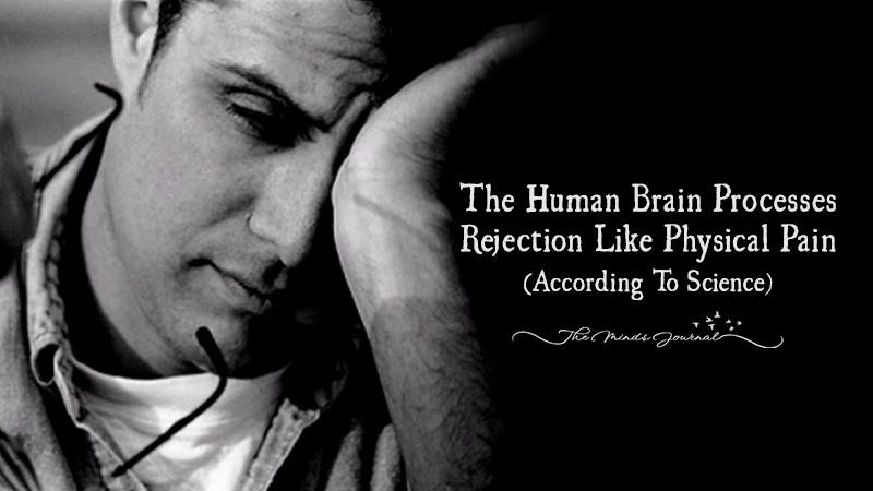 The Human Brain Processes Rejection Like Physical Pain (According to Science)