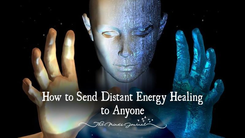 How to Send Distant Energy Healing to Anyone