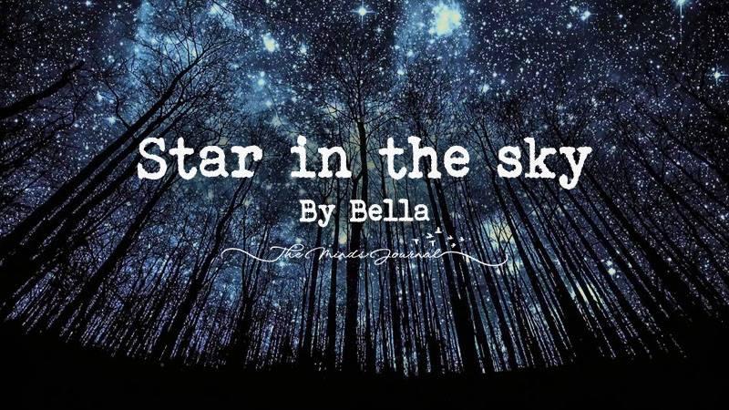 Star in the sky