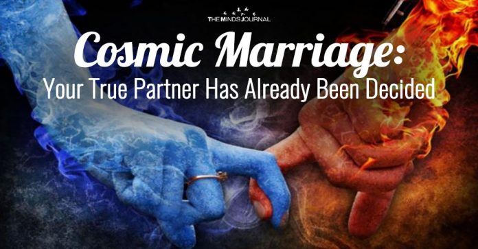 Cosmic Marriage: Your True Partner Has Already Been Decided