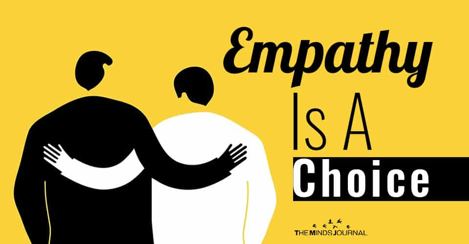 Empathy Is A Choice And We're Choosing To Avoid It, Says Science