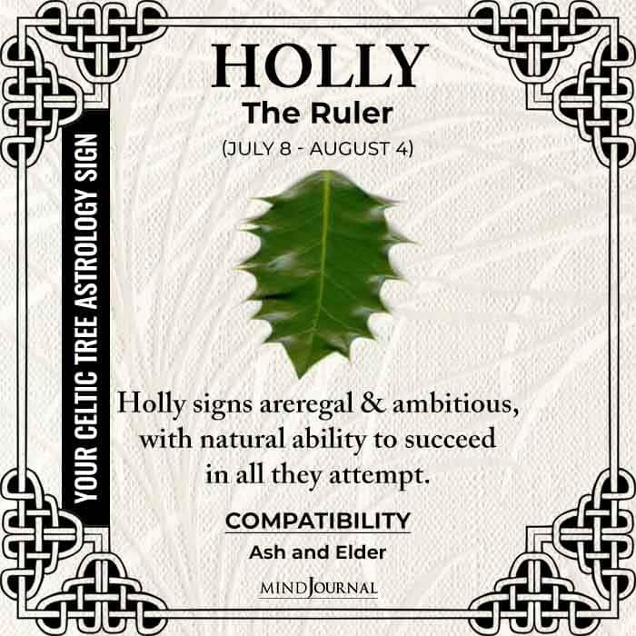 Holly The Ruler