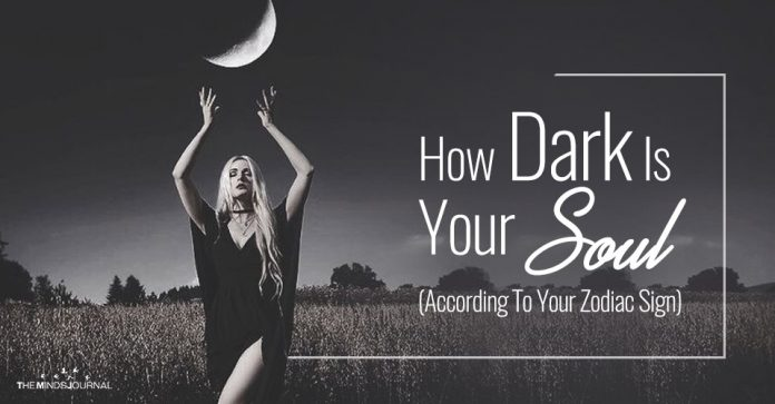 How Dark Is Your Soul (According To Your Zodiac Sign)