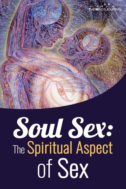 Soul Sex: The Spiritual Aspect of Sex