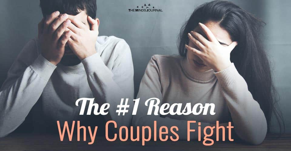 What Do Couples Fight About The Most? Here's The Number One Thing