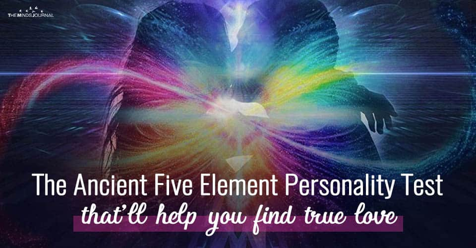 The Ancient Five Element Personality Test That'll Help You Find True Love