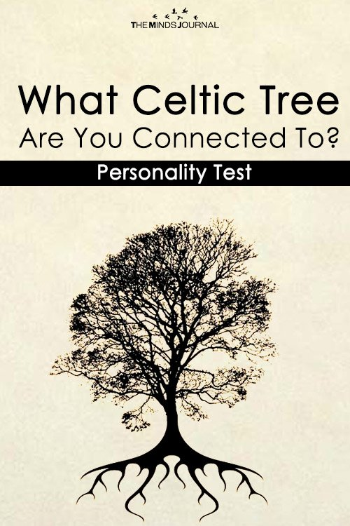 Celtic Tree Personality
