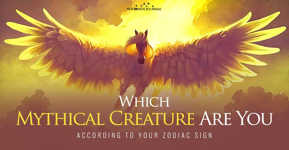 Which Mythical Creature Are You According to Your Zodiac Sign
