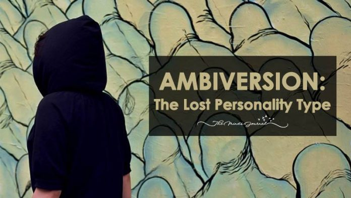 Ambiversion: The Lost Personality Type
