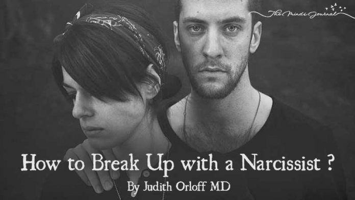 How To Break Up With A Narcissist