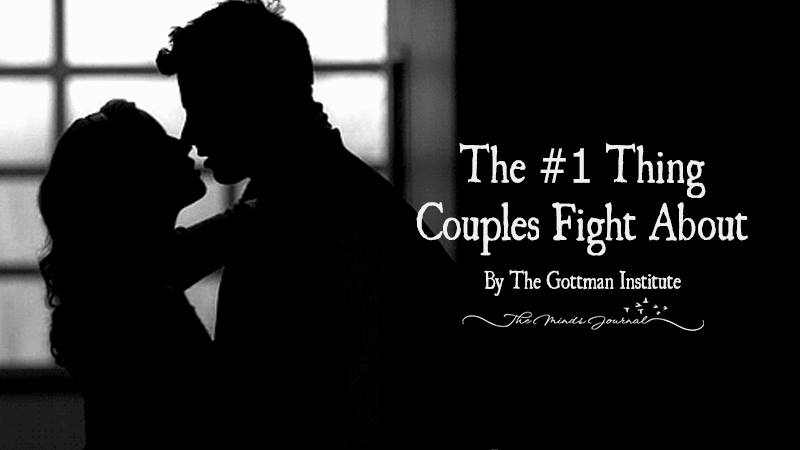 The #1 Thing Couples Fight About