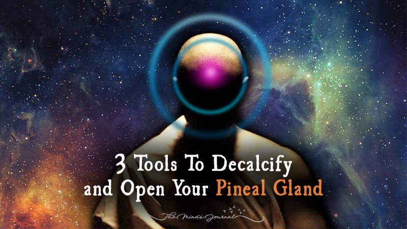 How To Decalcify And Open Your Pineal Gland
