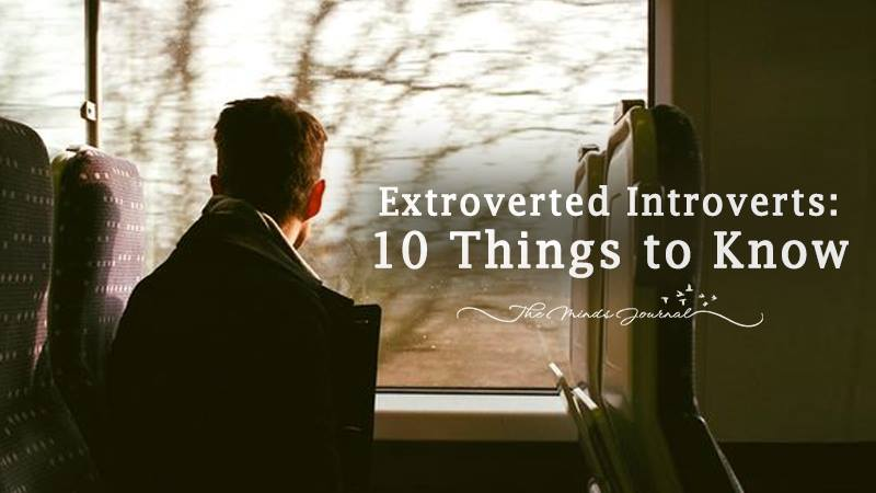 10 Things to Know about Extroverted Introverts