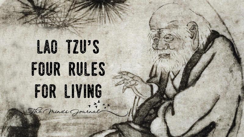 4 cardinal virtues lao tzu teachings