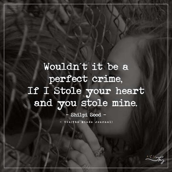 Wouldn't it be a perfect crime