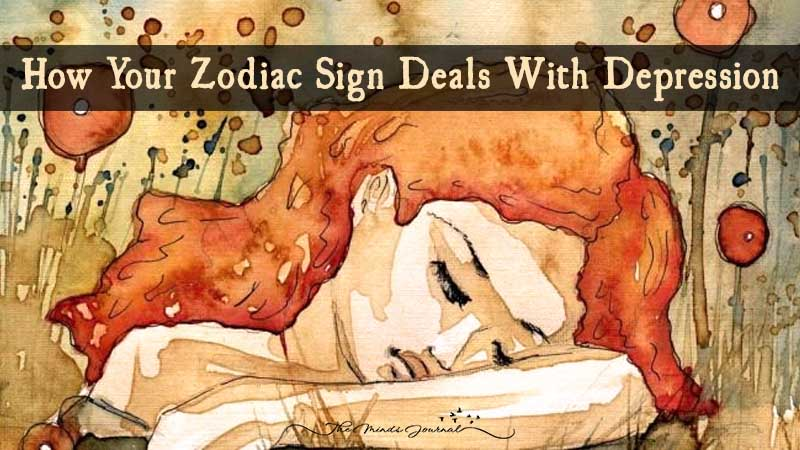 How Your Zodiac Sign Deals With Depression
