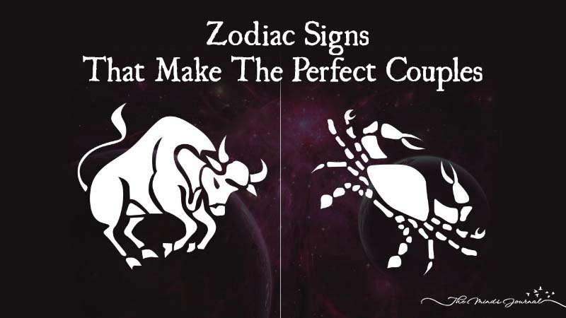 Zodiac Signs That Make The Perfect Couples