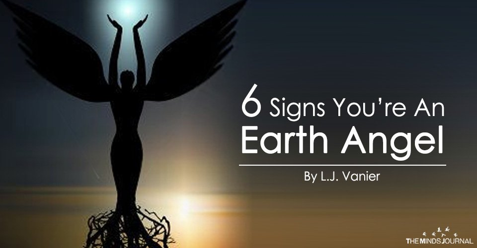 6 Signs You're An Earth Angel2