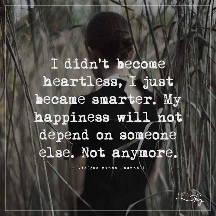 Being Smarter, Not Heartless