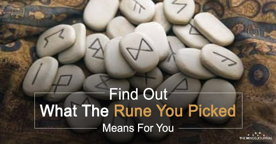 Find Out What The Rune You Picked Means For You2
