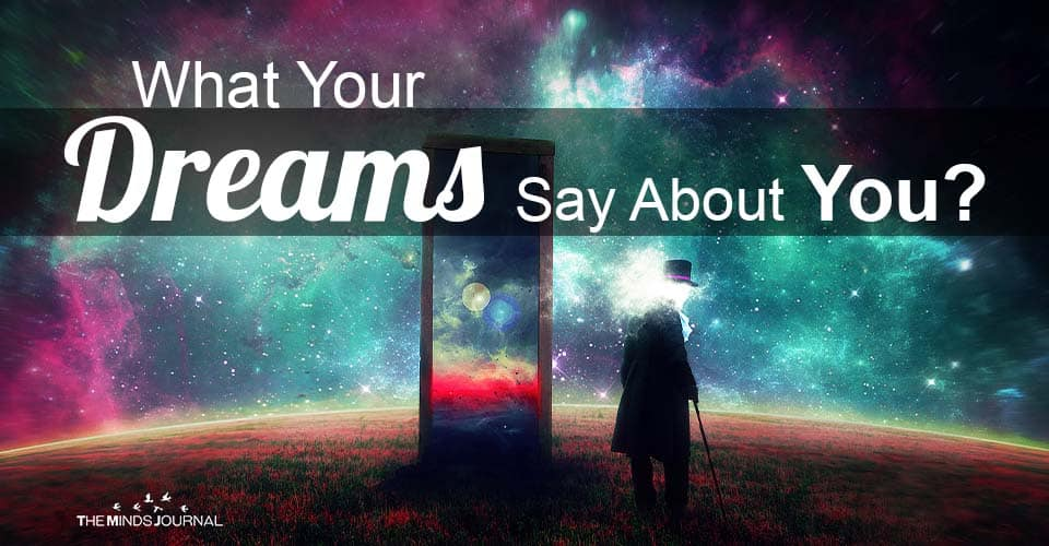Find Out What Your Dreams Say About You