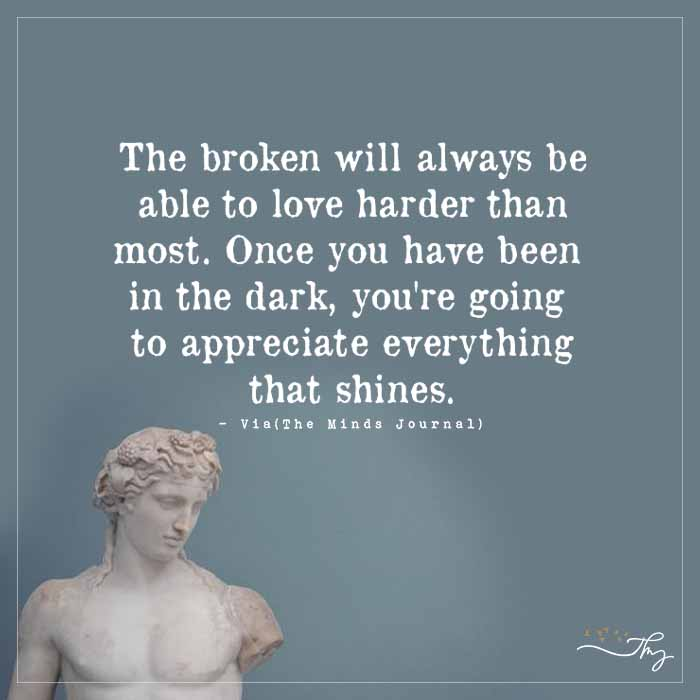 Hearts, Once Broken, Love Harder