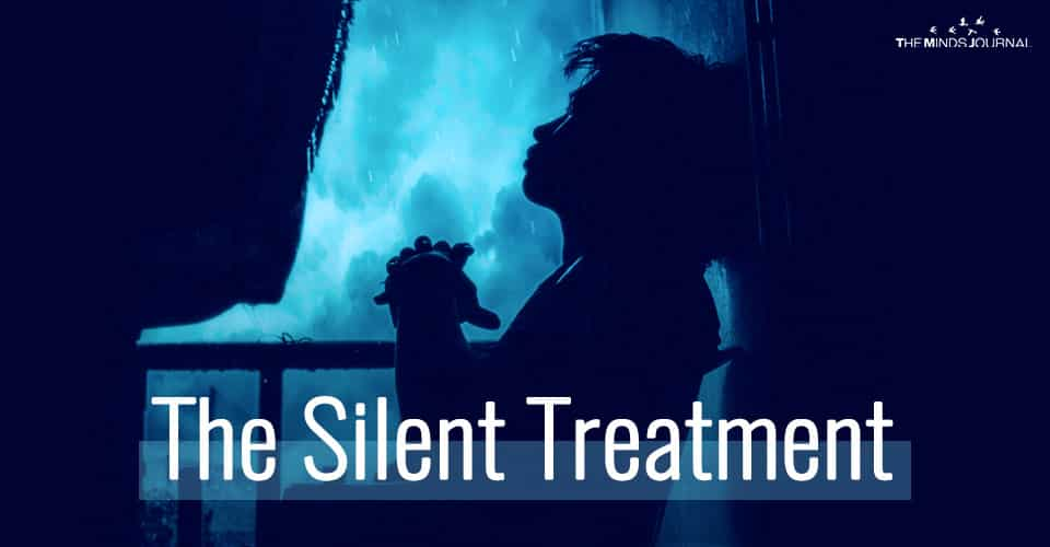 The Silent Treatment: A Narcissist's Trick of the Trade of Emotional Abuse