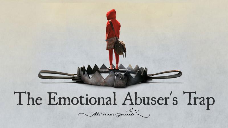 The Modus Operandi Of An Emotional Abuser