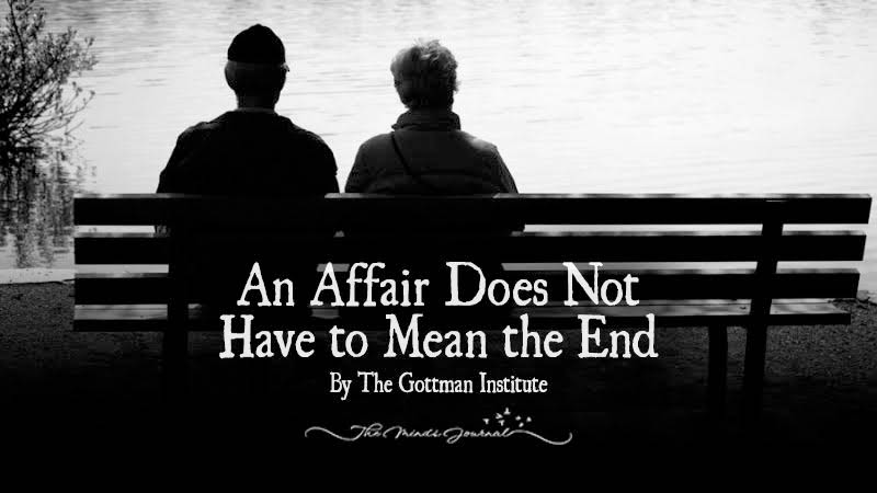 An Affair Does Not Have to Mean the End