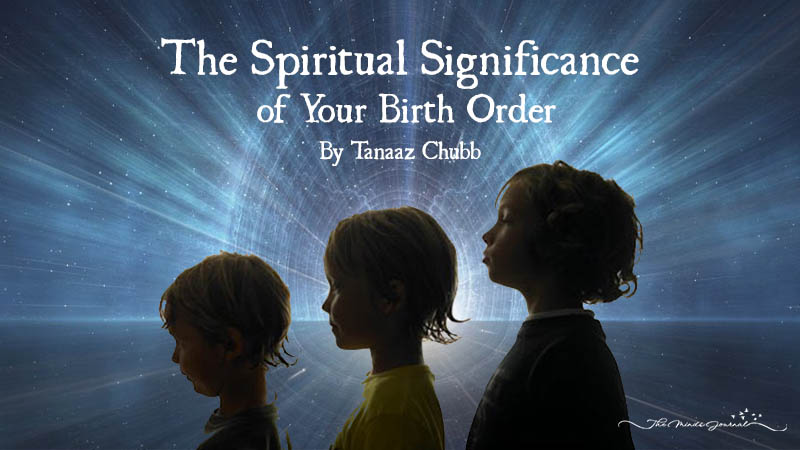 The Spiritual Significance of Your Birth Order