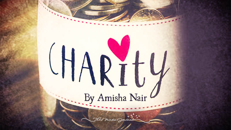 Charity begins at home