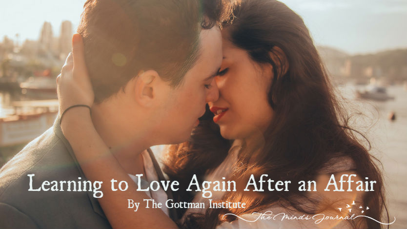 Learning to Love Again After an Affair