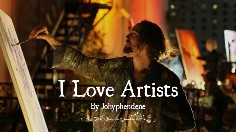 I Love Artists