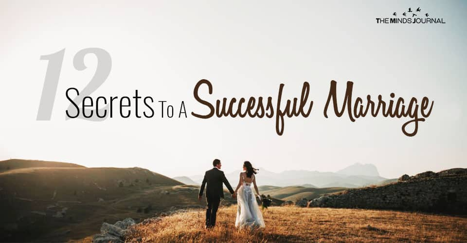 12 Secrets To A Successful Marriage That Only Divorce Lawyers Know