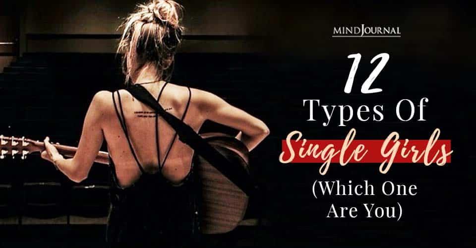 Types Of Single Girls