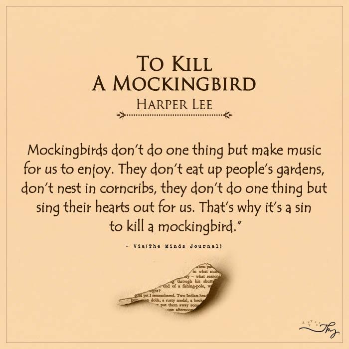 What To Kill a Mockingbird can teach parents