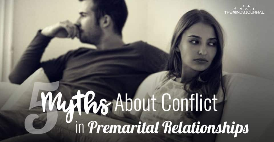 5 Myths About Conflict in Premarital Relationships
