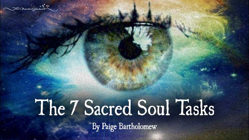 The 7 SACRED SOUL TASKS