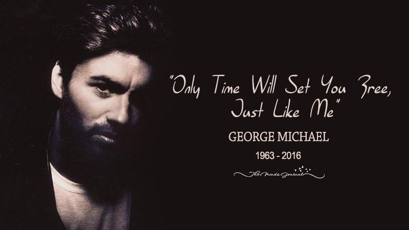 Mesmerizing Words By George Michael – The Man Who Passed Away, Too Soon