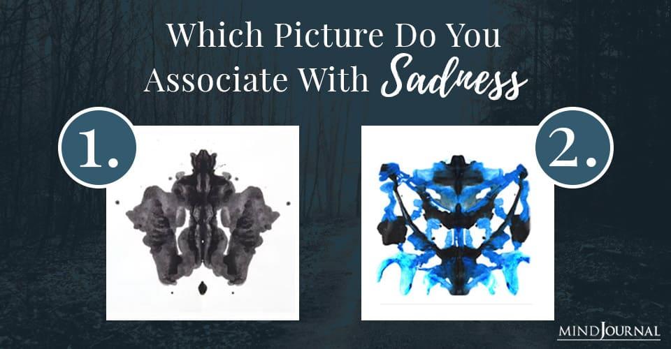 Image Inkblot Test Reveal True Personality